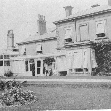 Norton Lindsey.  Norton Curlieu House