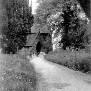 Alderminster.  Return of the church bells