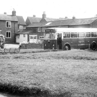 Alveston.  Bus Terminus