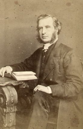 Dr. Henry Hayman, headmaster of Rugby School 1870-1874.  1870s |  IMAGE LOCATION: (Rugby Library) PEOPLE IN PHOTO: Hayman, Dr Henry, Hayman as a surname