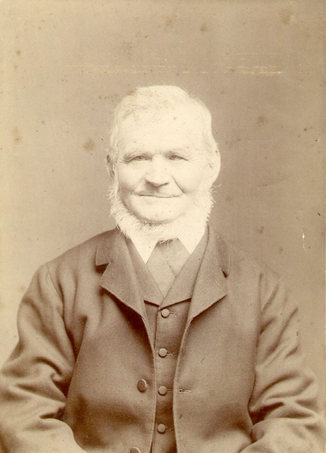 William Naseby, green-grocer and market gardener, born in West Haddon in 1818,  lived with his wife at Naseby Cottage, Hillmorton Road 1854-1905.  Worked a large market garden on land developed by the Land Society, which became known as the