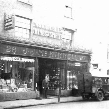 Rugby.  McKinnell's shop