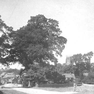 Brailes, Lower.  Church and street