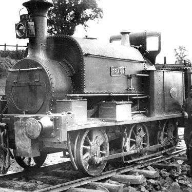 "Willoughby.  Locomotive ""Frank"""