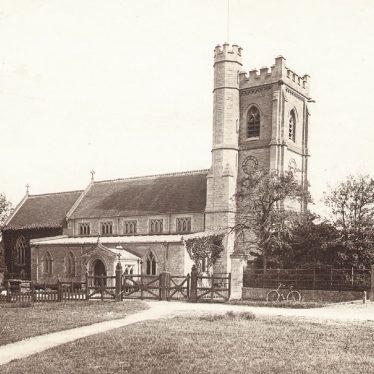 Church Lawford.  St Peter's Church