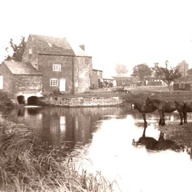 Clifton upon Dunsmore.  Mill