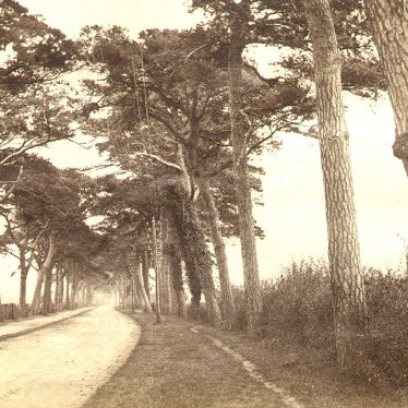 Dunchurch.  Coventry Road