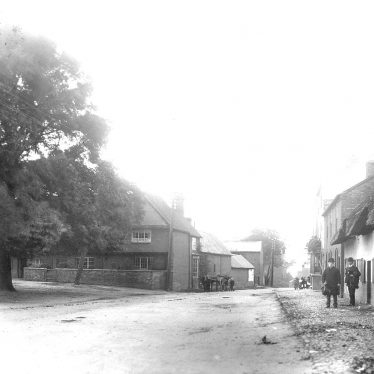 Dunchurch.  Daventry Road