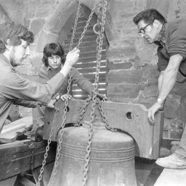 Dunchurch.  St Peter's church bells