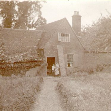 "Kings Newnham.  ""The Wells"" Cottage"