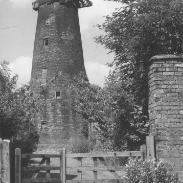 Thurlaston.  Windmill