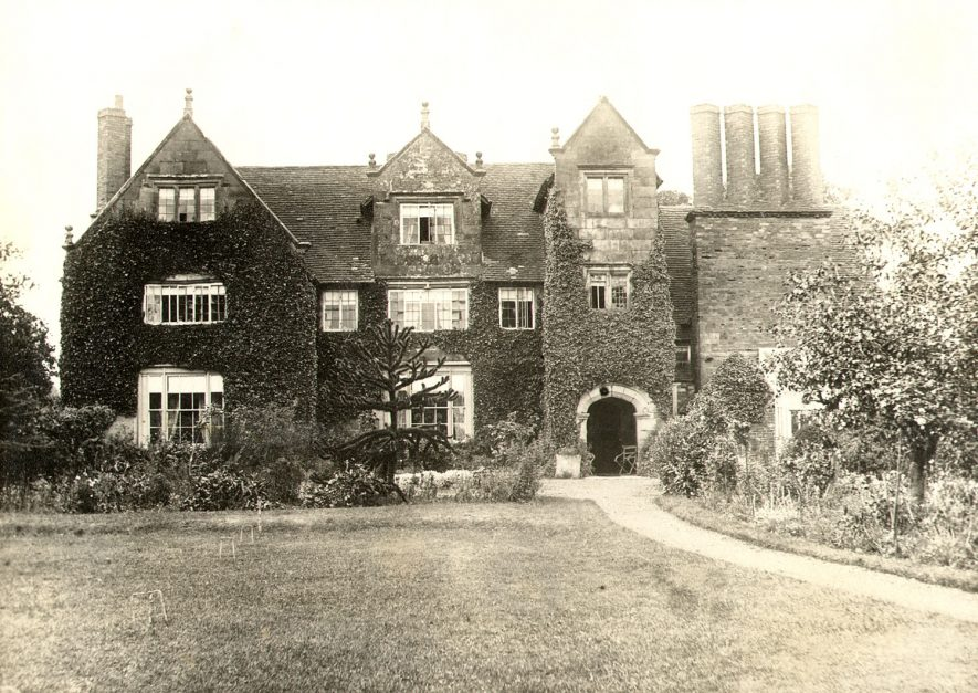 Wolston Priory. Sir William Dugdale, in his