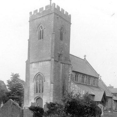 Claverdon.  Church of St Michael