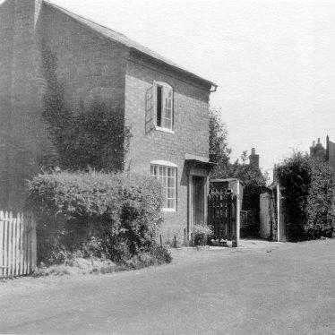 Bidford on Avon.  Street scene