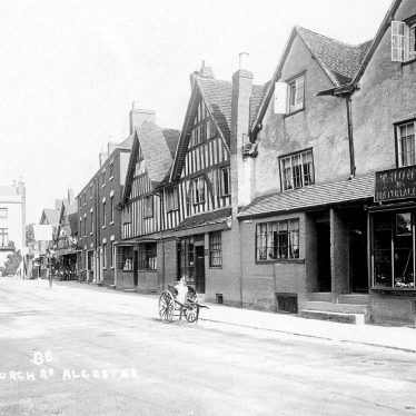 Alcester.  Church Road