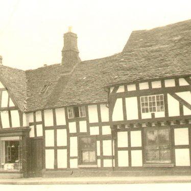 Alcester.  Swan Street