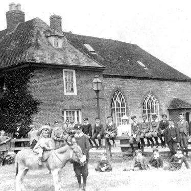 Alcester.  Old Grammar School