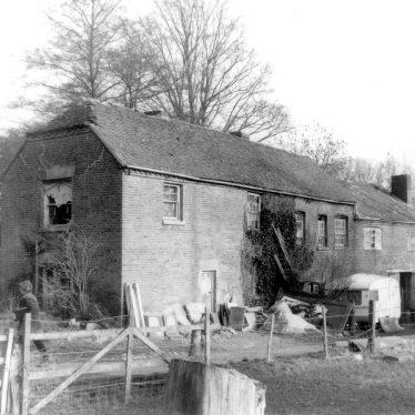 Alcester.  Ragley Mill