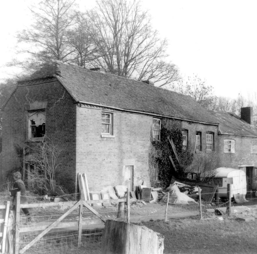 Ragley needle mill, Alcester.  1983 |  IMAGE LOCATION: (Warwickshire Museums. Photographic Collections.)