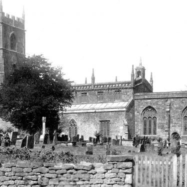 Tysoe.  St Mary's church