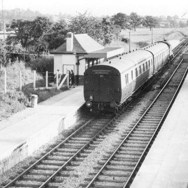 Claverdon.  Railway Station