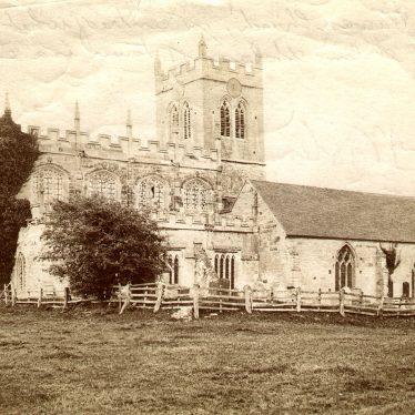 Wootton Wawen.  Parish Church