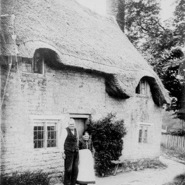 Lighthorne.  Rosemary Cottage
