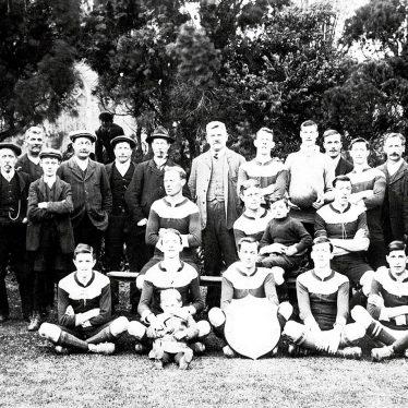 Kineton.  Albion football team