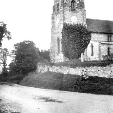 Ufton.  St Michael's Church