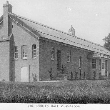 Claverdon.  Scout Hut