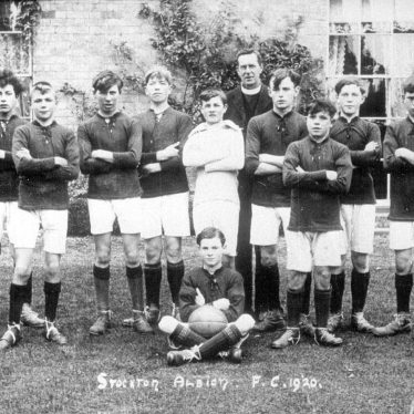 Stockton.  Albion Football Club