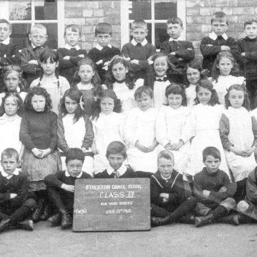 Stockton.  Council school class III