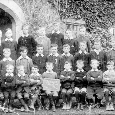 Stockton.  Council school class