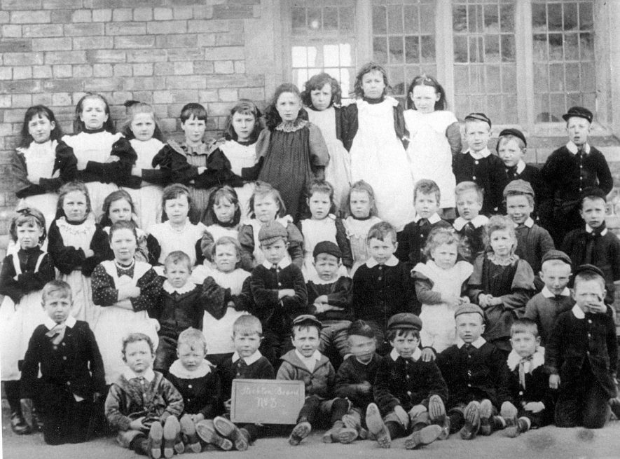 Stockton school group No.3.  1890s |  IMAGE LOCATION: (Warwickshire Museums. Photographic Collections.)