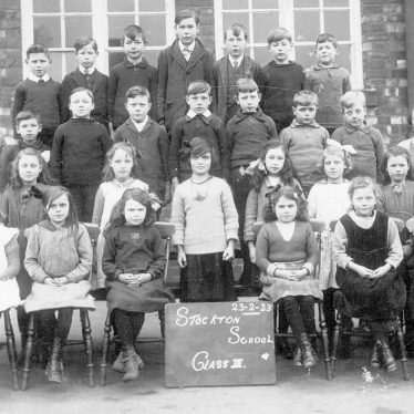 Stockton.  School group class III