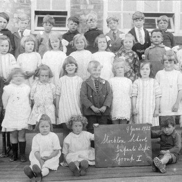 Stockton.  School infants department group I