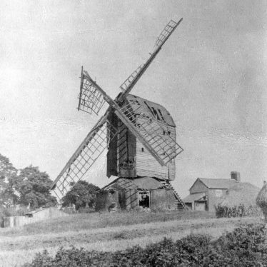 Stockton.  Post Windmill