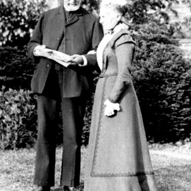Brailes, Lower.  Rev and Mrs T. Smith