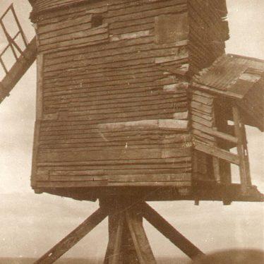 Burton Dassett.  Windmill