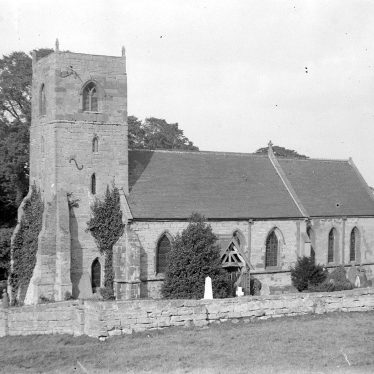 Bubbenhall.  St Giles church