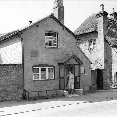 Barford.  Joseph Arch's cottage
