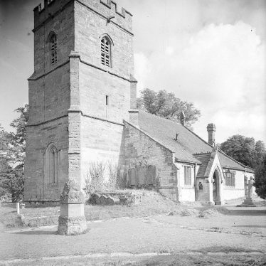 Butlers Marston.  St Peter & Paul church