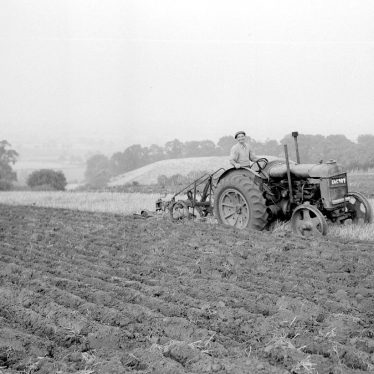 Tractors and Farming Equipment