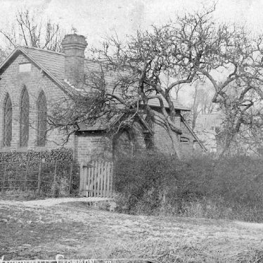 Yarningale Common.  Baptist Chapel