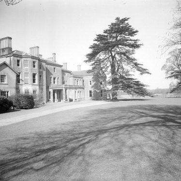 Barford.  Barford Hill House