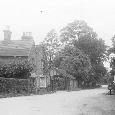Claverdon.  Village street