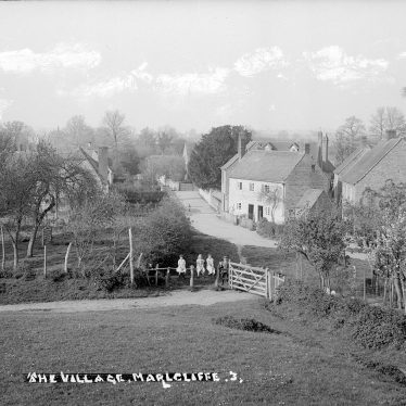 Marlcliff.  Village view