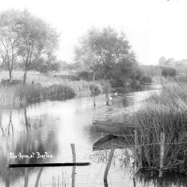 Barton.  River Avon