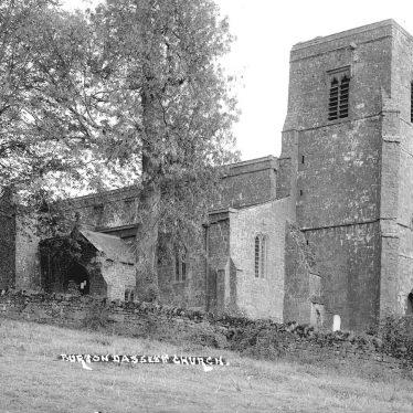 Burton Dassett.  Church