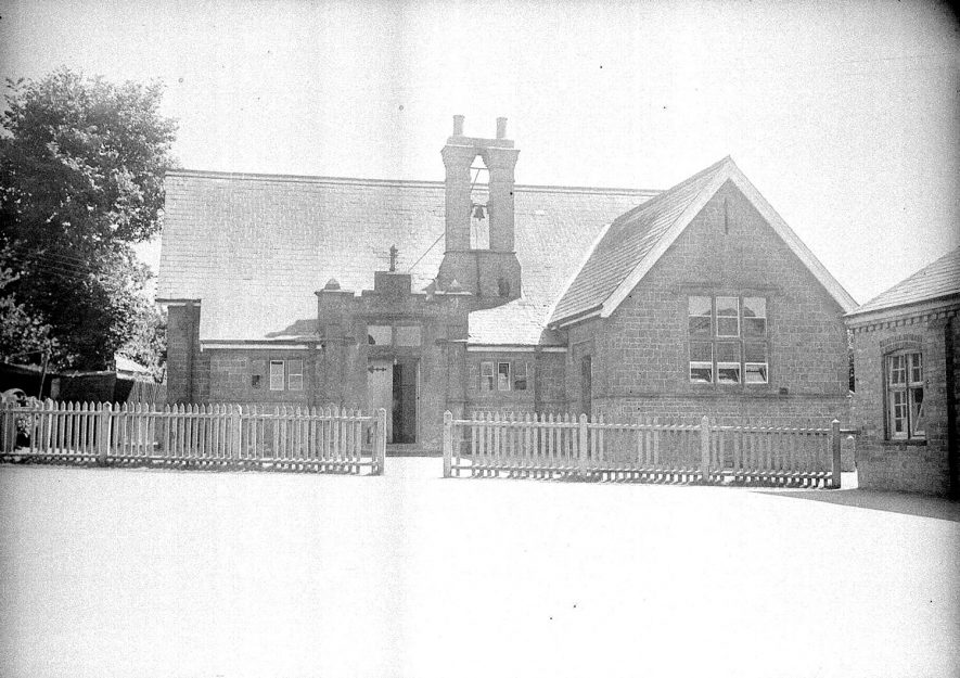 Northend school.  1930s |  IMAGE LOCATION: (Warwickshire County Record Office)